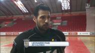 «Entrámos apáticos e contra o Benfica ficámos sujeitos a isto»