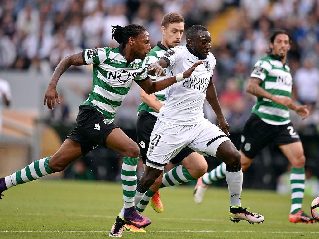 Vitória Guimarães-Sporting (Lusa)