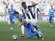 Empoli-Juventus (Lusa)