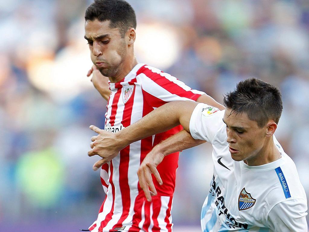 Málaga-Athletic Bilbao (Lusa)