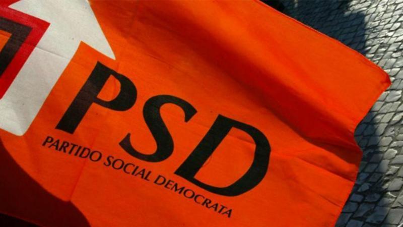 Bandeira do PSD