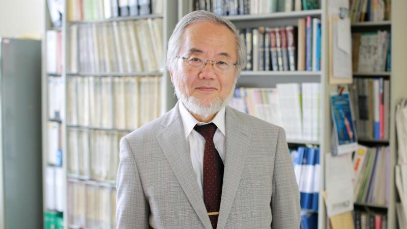 Nobel da Medicina 2016, Yoshinori Ohsumi