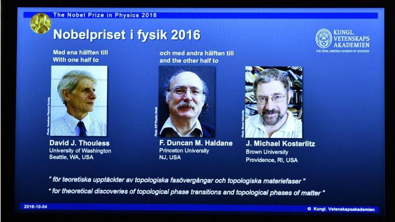 Nobel da Física