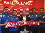 Rui Amorim (Santa Clara/Facebook oficial)