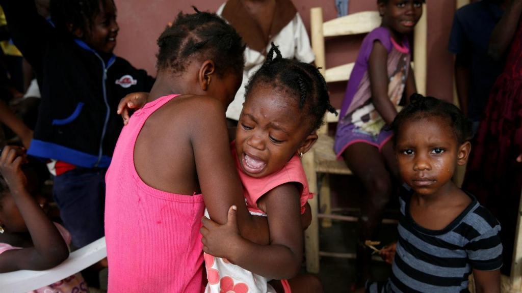 O furacão Matthew fez dezenas de mortos no Haiti