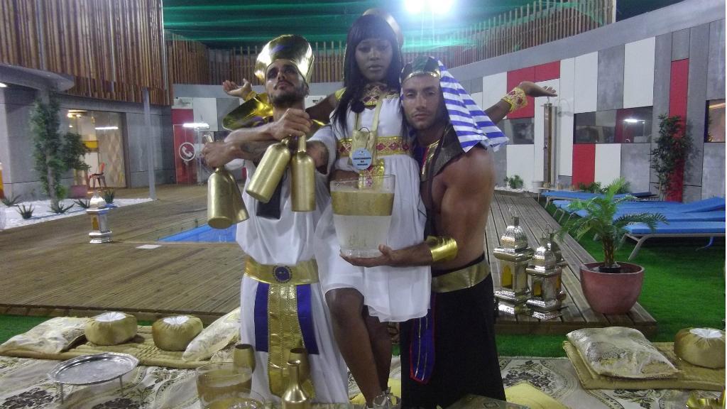 20 FOTOS - A Festa Egípcia