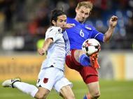 Liechtenstein-Albânia