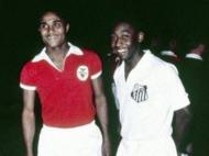 Eusébio e Pelé