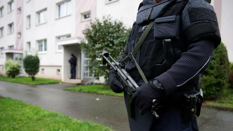 Operação antiterrorismo na Alemanha