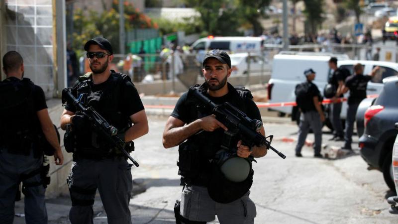 Ataque a tiro em Jerusalém