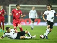 Sérvia-Áustria (Reuters)