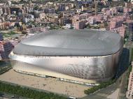 Novo Santiago Bernabéu (foto do Real Madrid)