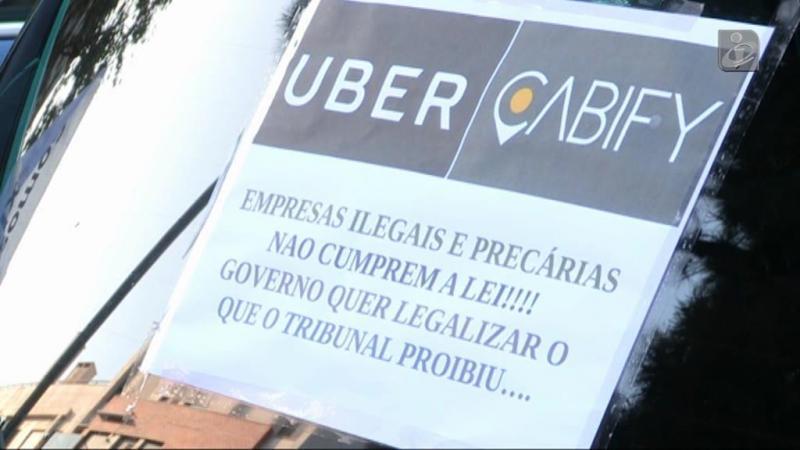 Taxistas e Governo: as diferenças que não permitiram acordo