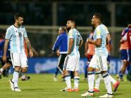 Mundial 2018: Argentina perde em casa e complica contas