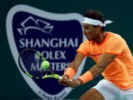 Xangai: Nadal eliminado na segunda ronda