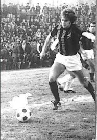 Sacavenense-FC Porto em 1977, para a Taça de Portugal (foto do arquivo pessoal de António Carraça)