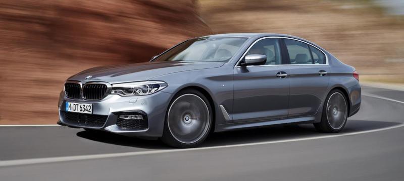 BMW Série 5 (G30)