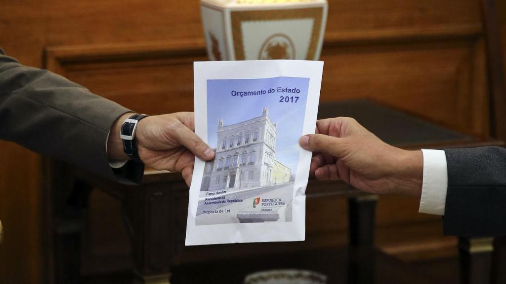 Proposta de Orçamento do Estado para 2017