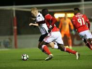 Benfica B - International Cup (Foto: Derby County)