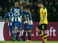 Borussia Dortmund-Hertha Berlim