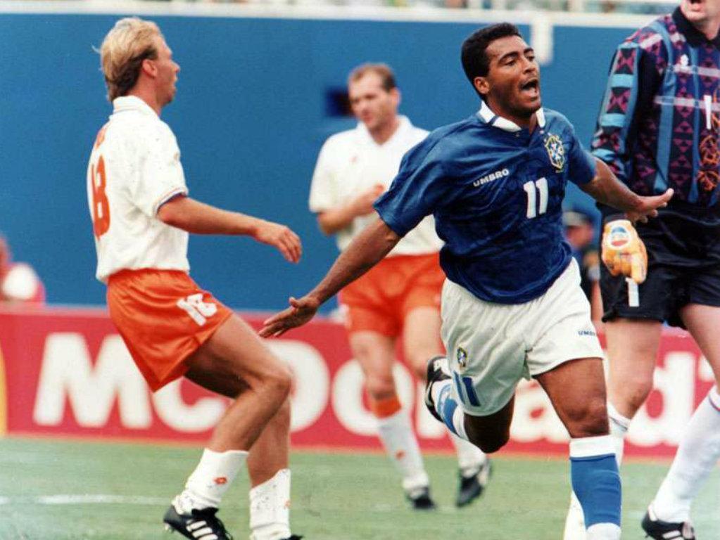 Holanda-Brasil, 1994