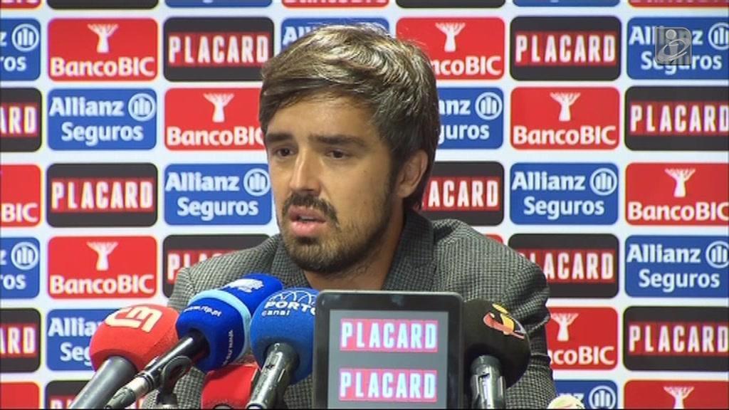 Treinador do Gafanha estava à espera de um 11 do FC Porto diferente