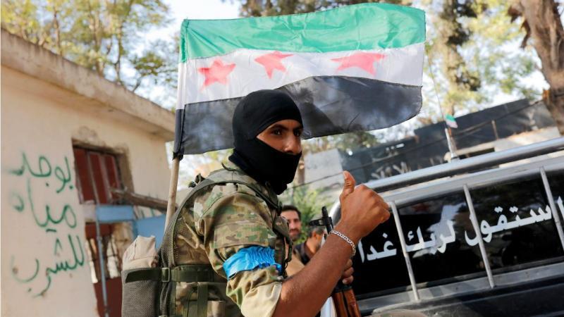 Exército Livre da Síria (FSA)