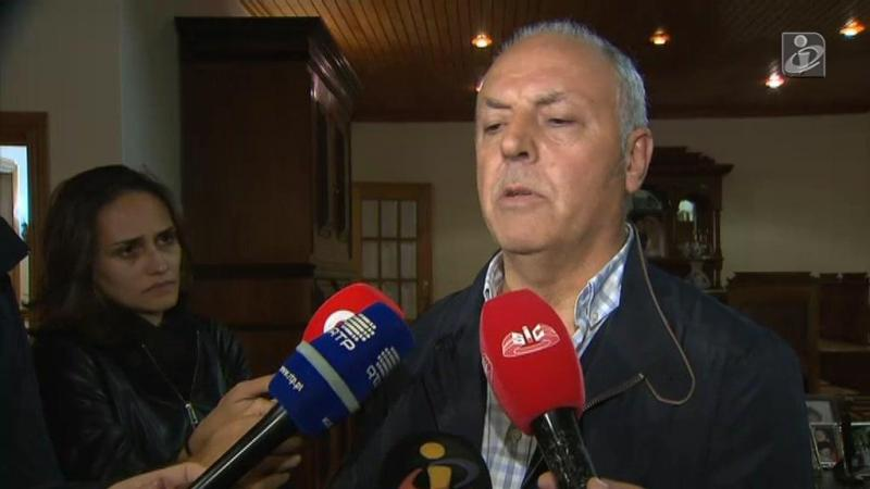 Médico de Pedro Dias faz apelo ao suspeito
