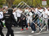 Desacatos em Madrid (Lusa)