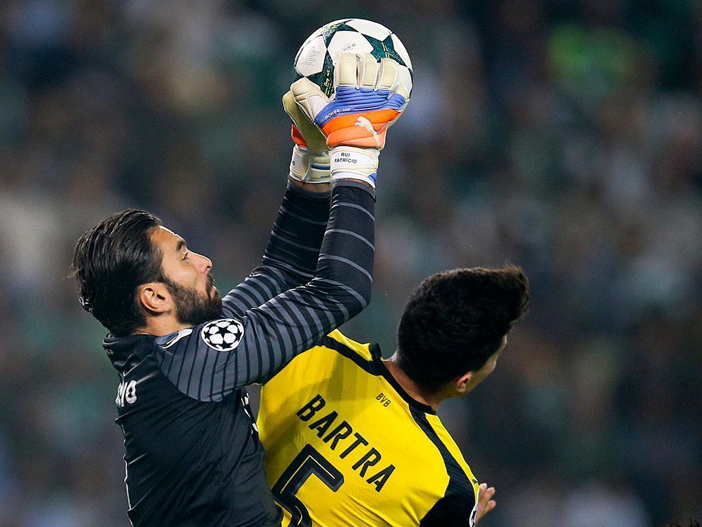 Sporting-Dortmund (Lusa)
