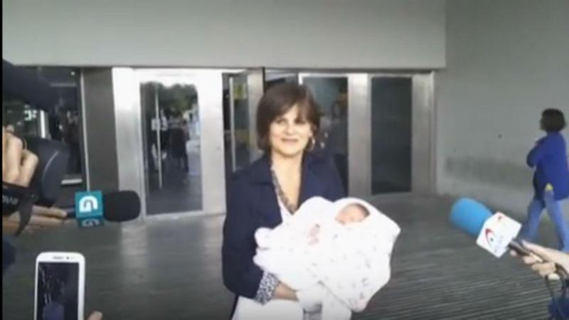 Médica espanhola teve bebé aos 62 anos