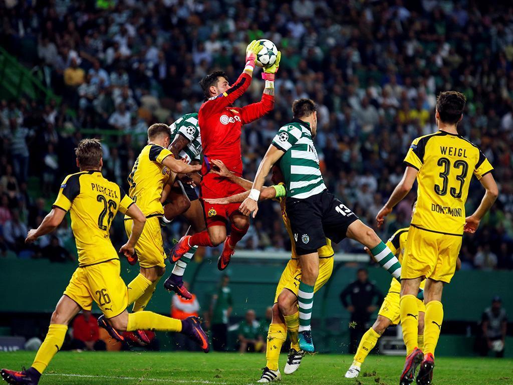 Sporting-Dortmund (Reuters)
