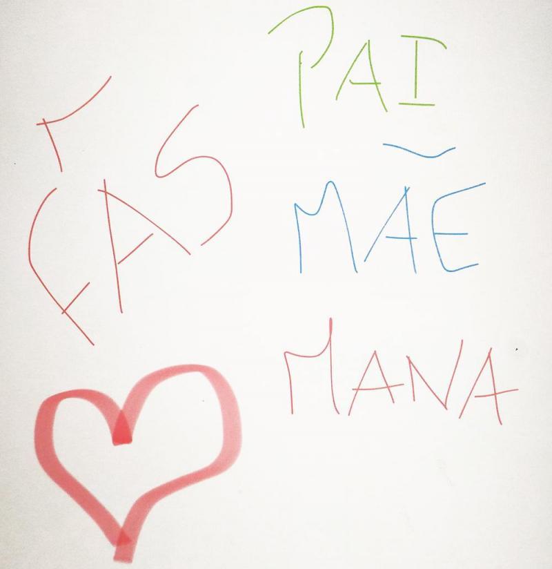 A mensagem de Rita para fãs e família