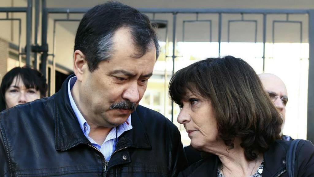 Mário Nogueira e Ana Avoila