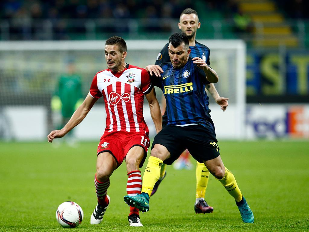Inter-Southampton (Reuters)