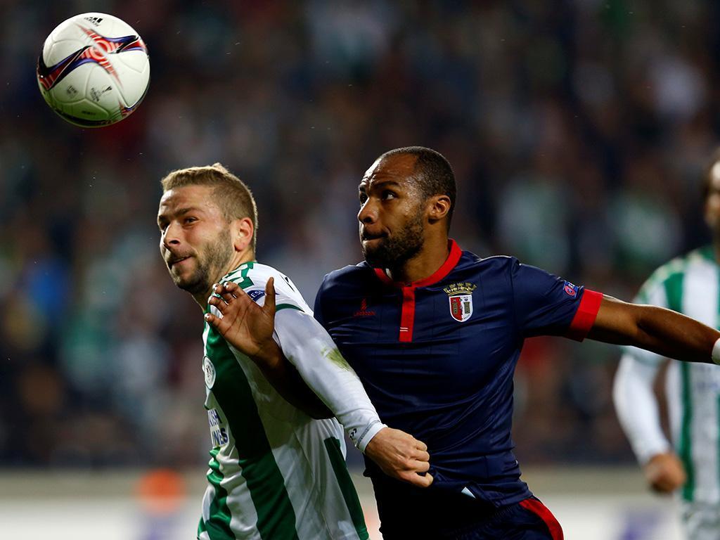 Konyaspor-Sp. Braga (Lusa)
