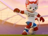 As possíveis mascotes para o Rússia 2018
