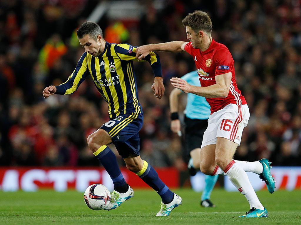 Manchester United-Fenerbahçe (Reuters)