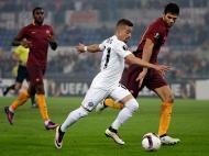 Roma-Austria Vienna (Reuters)