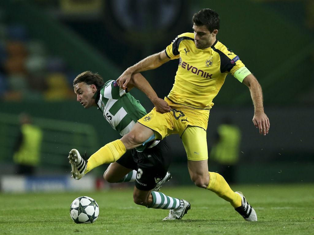 Sporting-Borussia Dortmund
