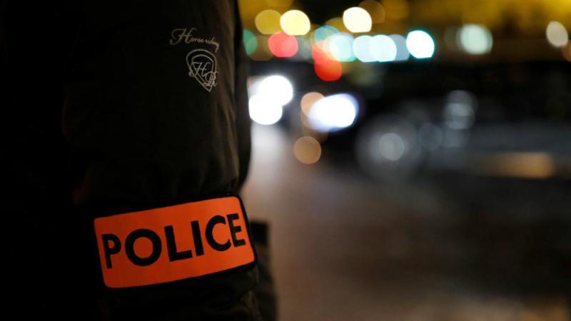Polícia manifesta-se em Paris