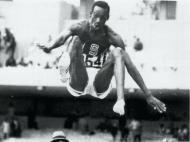 Bob Beamon (coyright Comité Olímpico Internacional)