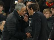 Mourinho e Conte