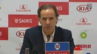 Quim Machado: «Yebda é um jogador importantíssimo nesta equipa»