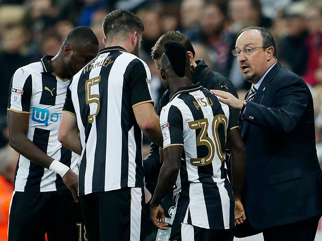 Newcastle-Preston (Reuters)
