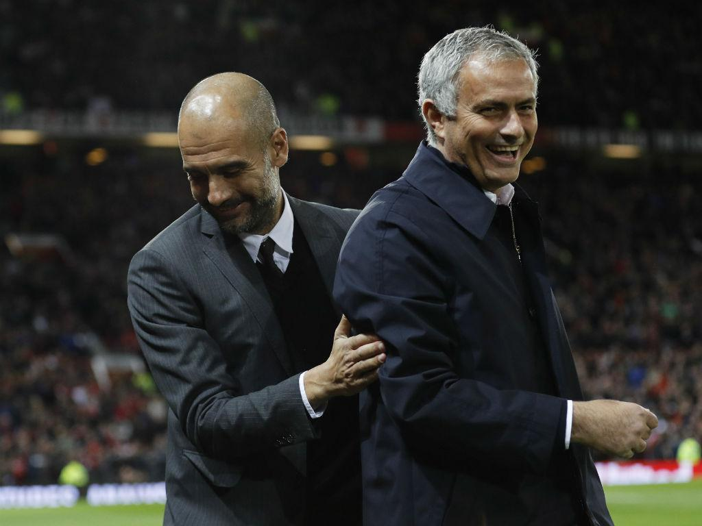 United-City ou Mourinho-Guardiola (Reuters / Jason Cairnduff)