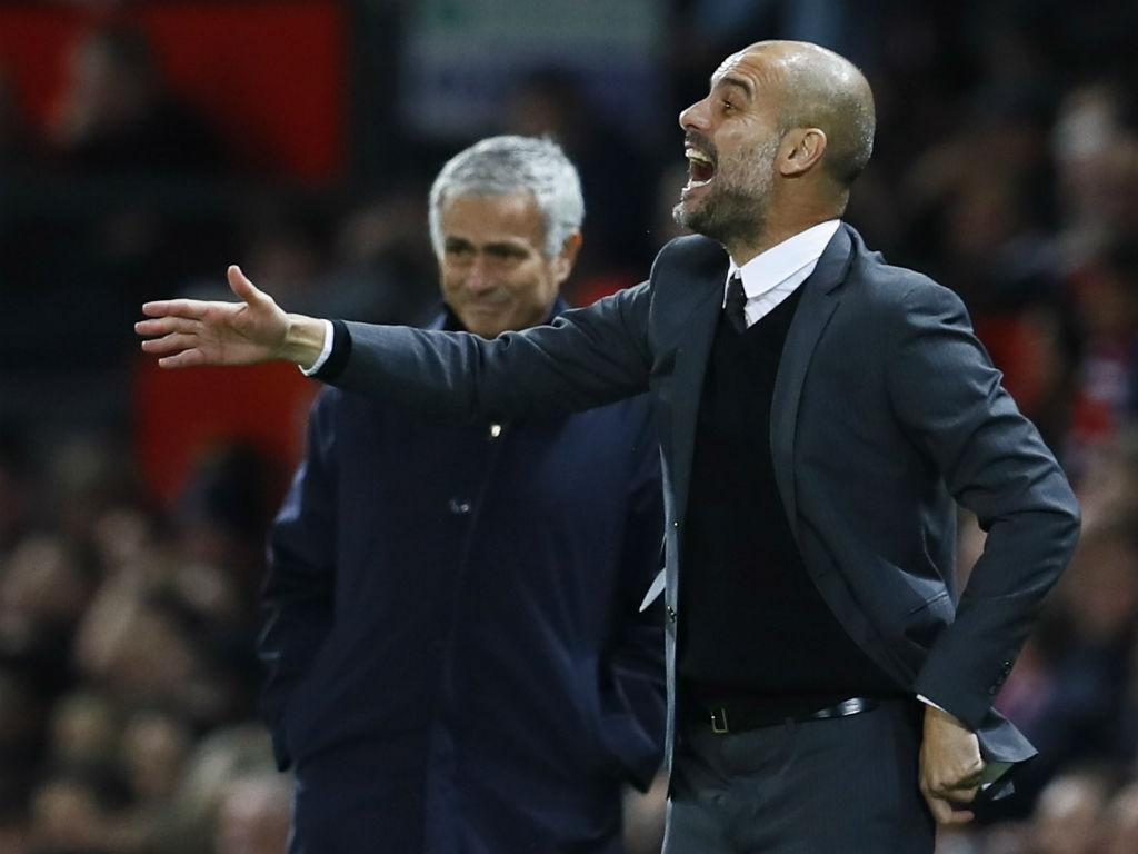 United-City ou Mourinho-Guardiola (Reuters / Jason Cairnduff)
