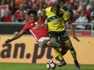 Benfica-Paços Ferreira
