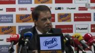 «Rui Silva na seleção? É pergunta para o Fernando Santos»