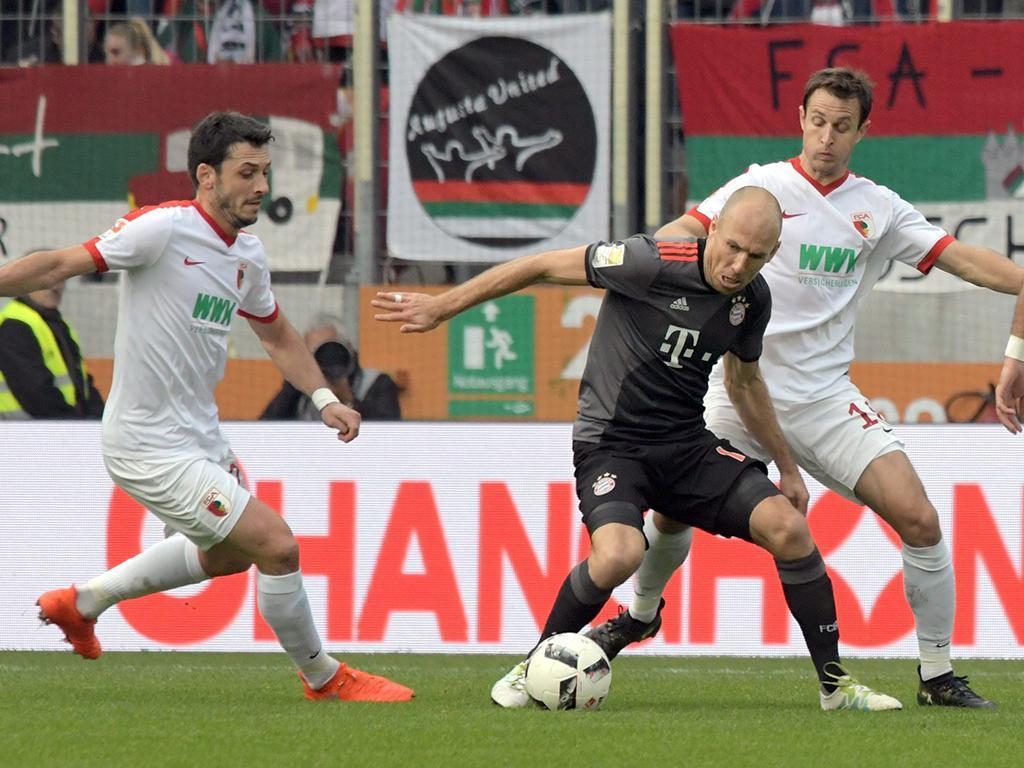 Augsburg-Bayern Munique (Lusa)